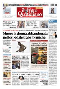 Il Fatto Quotidiano - 31 dicembre 2018