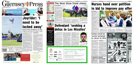 The Guernsey Press – 16 August 2019