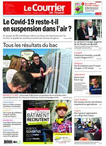 Le Courrier de l'Ouest Angers – 08 juillet 2020