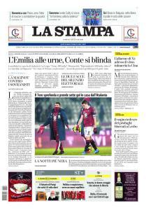 La Stampa Roma - 26 Gennaio 2020
