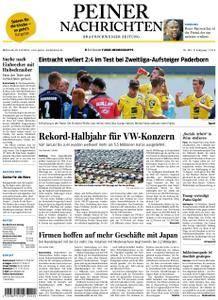 Peiner Nachrichten - 18. Juli 2018