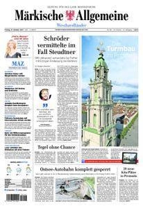 Märkische Allgemeine Westhavelländer - 27. Oktober 2017
