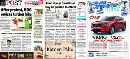 The Guam Daily Post – October 17, 2019