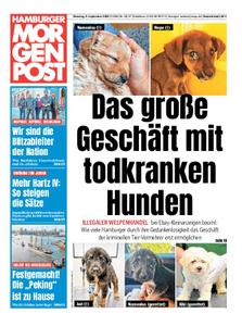 Hamburger Morgenpost – 08. September 2020