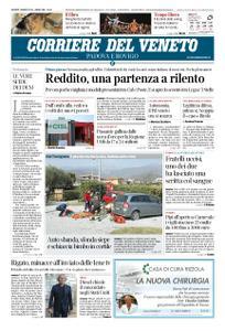 Corriere del Veneto Padova e Rovigo – 07 marzo 2019