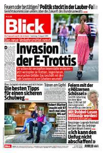 Blick – 17. August 2019
