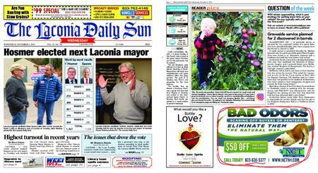 The Laconia Daily Sun – November 06, 2019