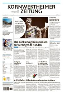 Kornwestheimer Zeitung - 23. Juli 2019