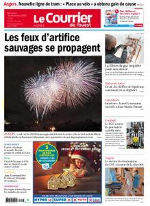 Le Courrier de l'Ouest Angers – 16 décembre 2020