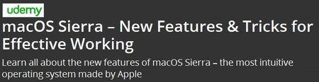 ]macOS Sierra – New Features & Tricks for Effective Working
