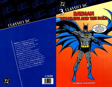 Classici DC - Batman The Brave and the Bold - Volume 3