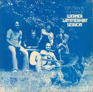 Werner Lämmerhirt - With Friends - For Friends (Stockfisch SF 8001) (GER 1975) (Vinyl 24-96 & 16-44.1)
