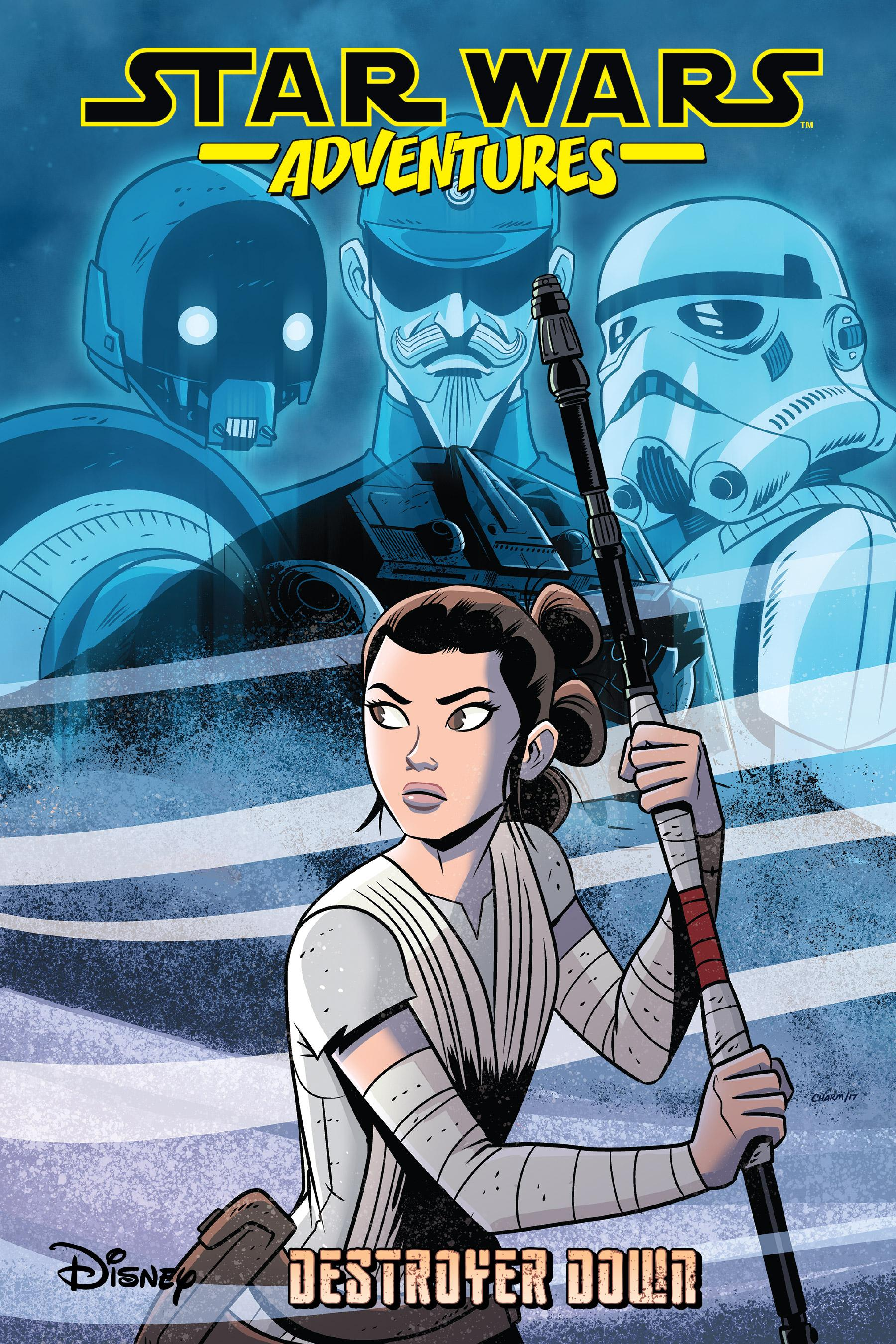 Star Wars Adventures-Destroyer Down 2019 Digital Kileko