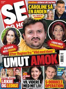 SE og HØR – 06. november 2019