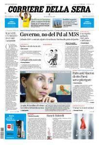 Corriere della Sera - 8 Marzo 2018