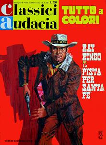 Classici Audacia - Volume 51 - Ray Ringo - La Pista per Santa Fè