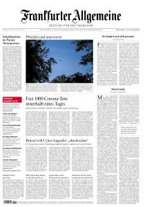 Frankfurter Allgemeine Zeitung - 17 Dezember 2020