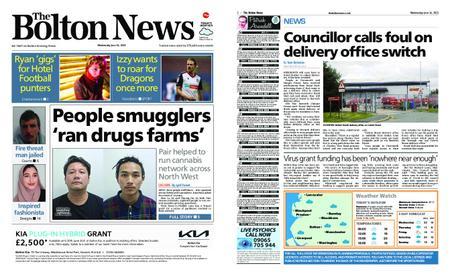 The Bolton News – June 16, 2021