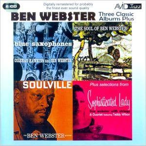 Ben Webster - Three Classic Albums Plus (2011) 2CD