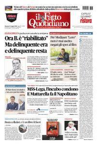 Il Fatto Quotidiano - 13 maggio 2018