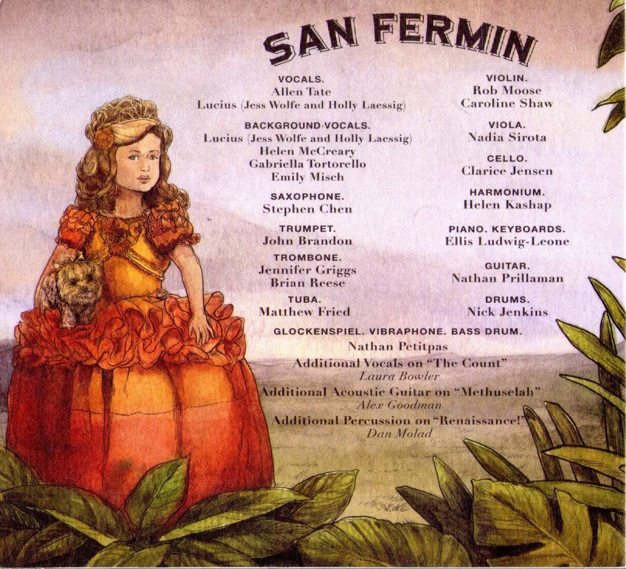 San Fermin - San Fermin (2013) {Downtown Records DWT70365}