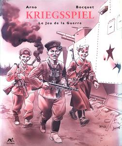 Kriegsspiel - Le Jeu de la Guerre