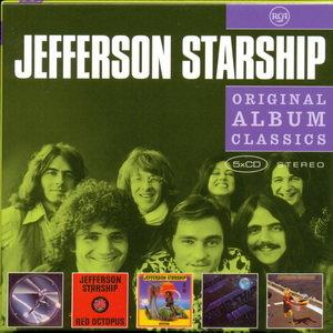 Jefferson Starship - Original Album Classics (2009) [5CD Box Set] RE-UP