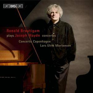 Ronald Brautigam, Concerto Copenhagen, Lars Ulrik Mortensen - Haydn: Piano Concertos (2004)