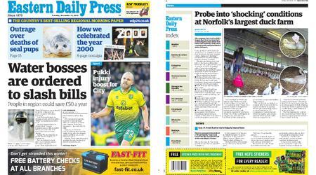 Eastern Daily Press – December 17, 2019