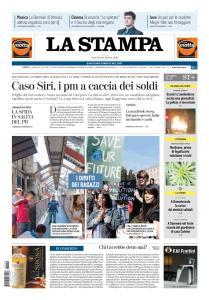 La Stampa Imperia e Sanremo - 20 Aprile 2019