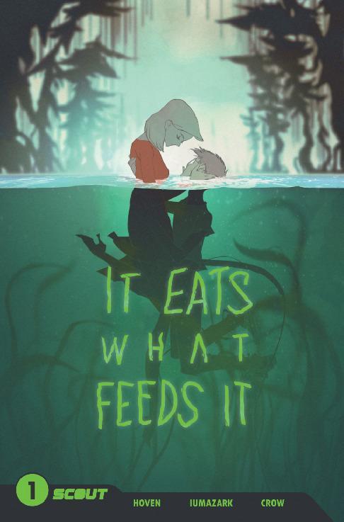 Scout Comics-It Eats What Feeds It Vol 01 2021 Hybrid Comic eBook