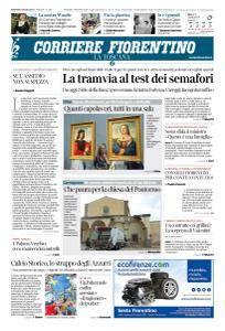 Corriere Fiorentino La Toscana - 5 Giugno 2018