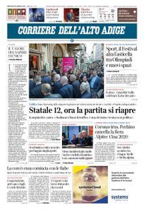 Corriere dell'Alto Adige – 29 gennaio 2020
