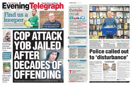 Evening Telegraph First Edition – June 05, 2018