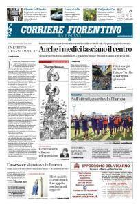 Corriere Fiorentino La Toscana - 1 Aprile 2018