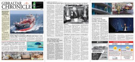 Gibraltar Chronicle – 26 July 2019