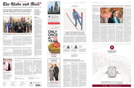 The Globe and Mail – January 25, 2019
