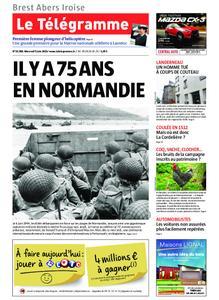 Le Télégramme Brest Abers Iroise – 05 juin 2019