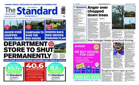 The Standard Chester & District – March 25, 2021