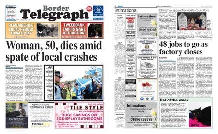 Border Telegraph – June 05, 2019