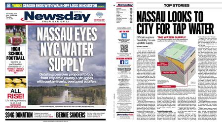 Newsday – October 20, 2019