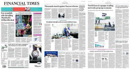 Financial Times Europe – September 13, 2017