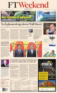 Financial Times Weekend UK - 27 - 28 October 2018