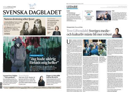 Svenska Dagbladet – 23 februari 2020