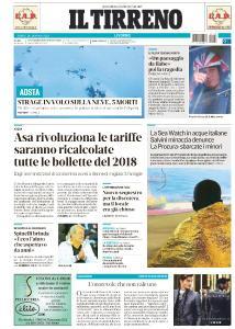 Il Tirreno Livorno - 26 Gennaio 2019