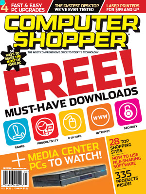 Computer Shopper May 2006