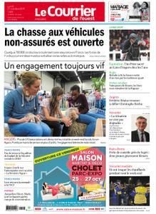 Le Courrier de l'Ouest Angers – 21 octobre 2019