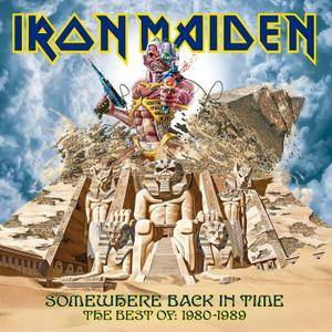 Iron Maiden - Somewhere Back In Time: The Best Of 1990-2010 (2008/2015) [Official Digital Download]