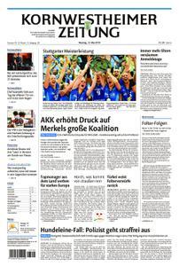 Kornwestheimer Zeitung - 13. Mai 2019