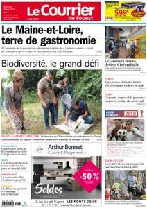 Le Courrier de l'Ouest Angers - 29 juin 2018